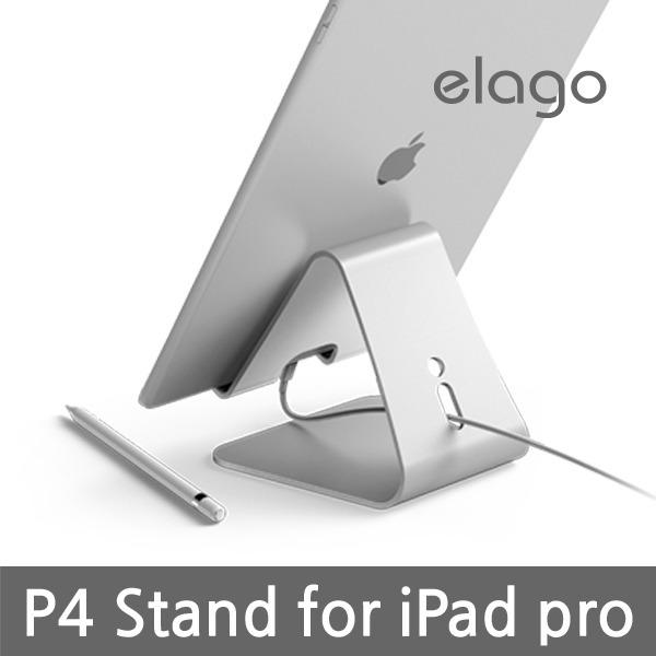 [엘라고] (클립터치펜 증정) P4 태블릿거치대 스탠드