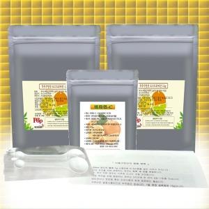 리필용 식용 무수 구연산 (1Kg+1Kg+비타민 25g)