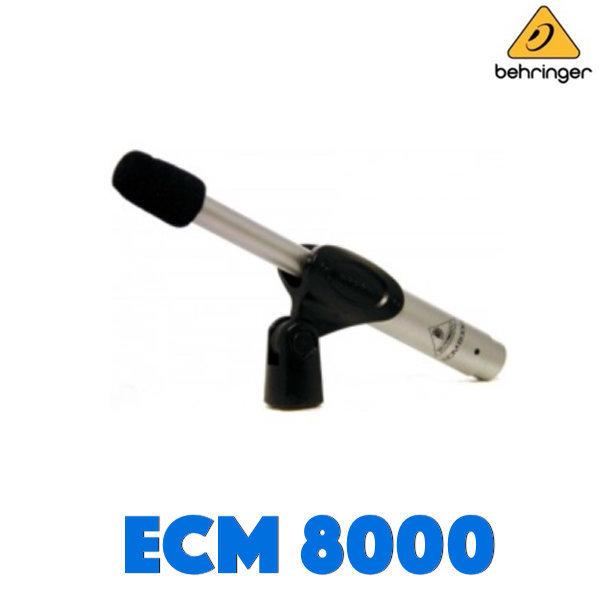 ECM8000베링거 무지향성측 컨덴서마이크//당일배송/