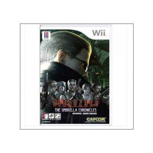 (Wii) 닌텐도 위 바이오하자드 +재퍼총