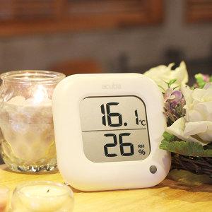 아쿠아바 디지털 온습도계 CS-204/습도계온도계가정용