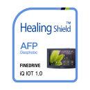 힐링쉴드  파인드라이브 iQ iot 1.0 네비게이션 AFP 올레포빅 액정보호필름(HS160621)
