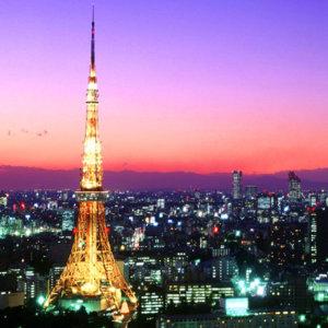 도쿄 왕복 항공권
