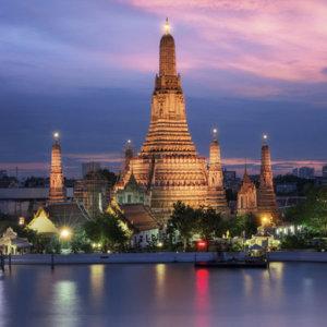 방콕 왕복 항공권