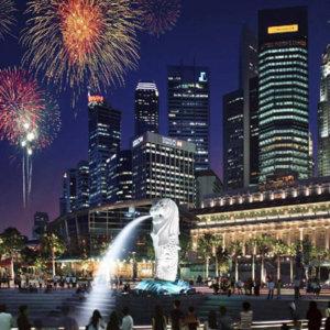 싱가폴 왕복 항공권
