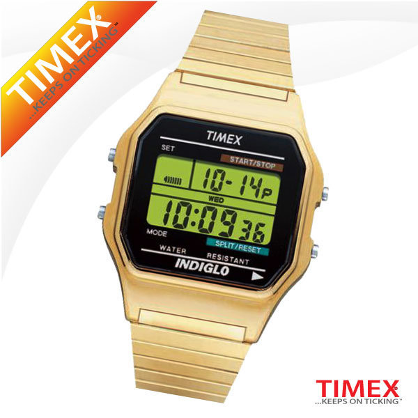 TIMEX  타이맥스  T78677 Digital Chronograph