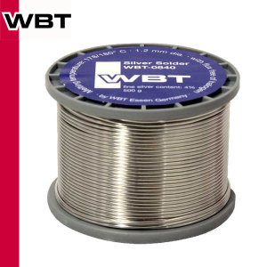 WBT 0840 무연납 은납 납땜 플럭스제로 친환경 인두기