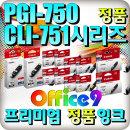 캐논정품잉크 PGI750 CLI751 MG5670 MG6670 IP8770 IX