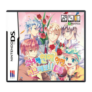 NDSL 소녀적연애혁명 러브레보DS /3DS에서 사용가능