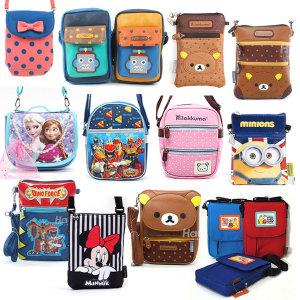 핸드폰가방/휴대폰가방/크로스백/지갑/파우치/아동어