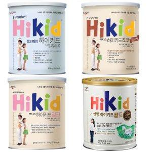 일동 프리미엄 하이키드 산양 밀크맛 쵸코맛 정품1캔