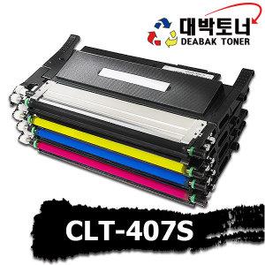 삼성재생토너 CLT-K407S CLP-320K 325K CLX-3185FW