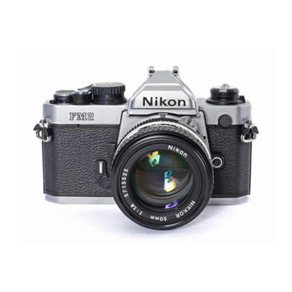 Nikon  FM2   MF 50mm f1.4