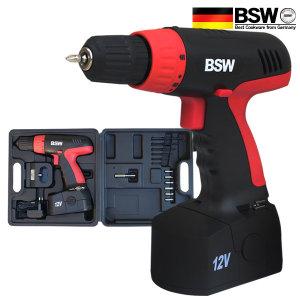 독일 BSW 충전 전동드릴/12V충전드릴/전동드라이버