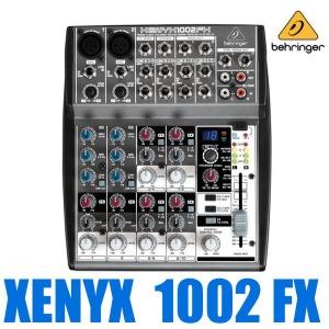 XENYX1002FX /이펙터내장/베링거공식대리점/정품/ AS