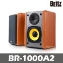 브리츠 Britz BR-1000A2 2채널 북쉘프 컴퓨터 스피커