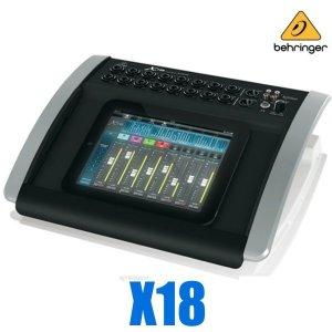 X18/X-18/ X-air/디지털믹서 아이패드/태블릿/Digital