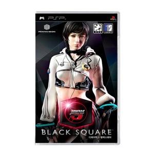 PSP 디제이맥스 포터블 블랙스퀘어 /DJ MAX/새제품