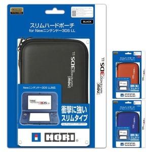 3DSXL 호리 슬림 하드파우치 에어폼 / NEW모델 파우치