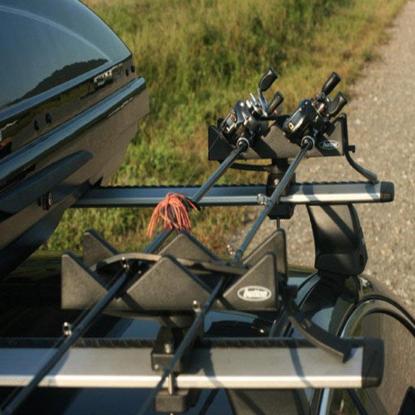 차량용 낚시대 거치대 마이티 마운트 2개한세트 스키