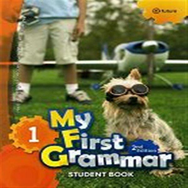 MY FIRST GRAMMAR(1)SB(2ND EDITION) (이퓨쳐 )