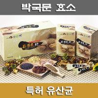 박국문효소 1개월분(60포 /유기농곡물발효+슈퍼유산균