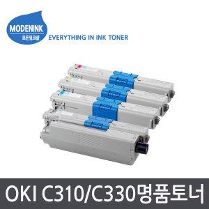 44469818 재생토너 3500매 OKI-C310 C330DN MC-361DTN