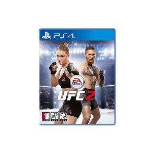 PS4 UFC2/정식발매/깨끗한중고