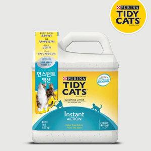 (현대Hmall) 퓨리나  정품 타이디캣 인스턴트액션 6.3KG 3EA / 응고형 고양이모래
