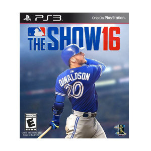 MLB The Show 16 PS3 중고품