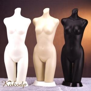 여성 속옷마네킹 여자 란제리 매장용 수영복 플라스틱