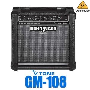 GM-108/GM108/15w/소형앰프/기타앰프/드라이브기능