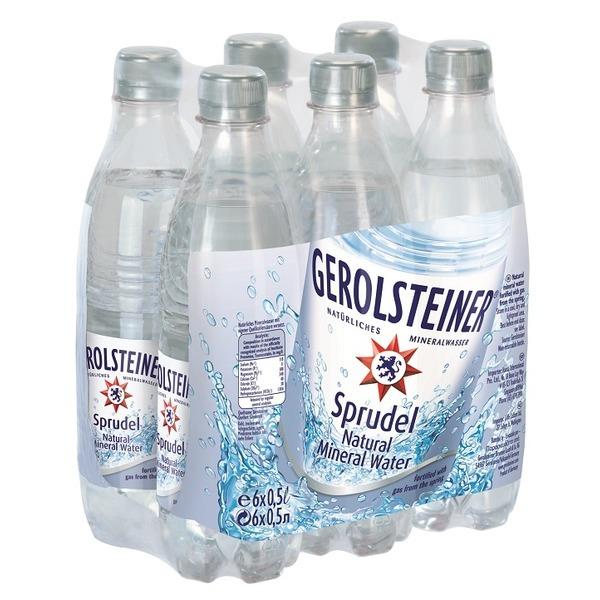 게롤슈타이너500ml 24EA/탄산수/페리에/수입탄산수