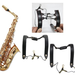 색소폰 어깨스트랩 색소폰목걸이 스트랩 색소폰홀더