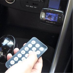 휴대용 MP3한글무선카팩 리모콘 오디오 스마트폰YKM