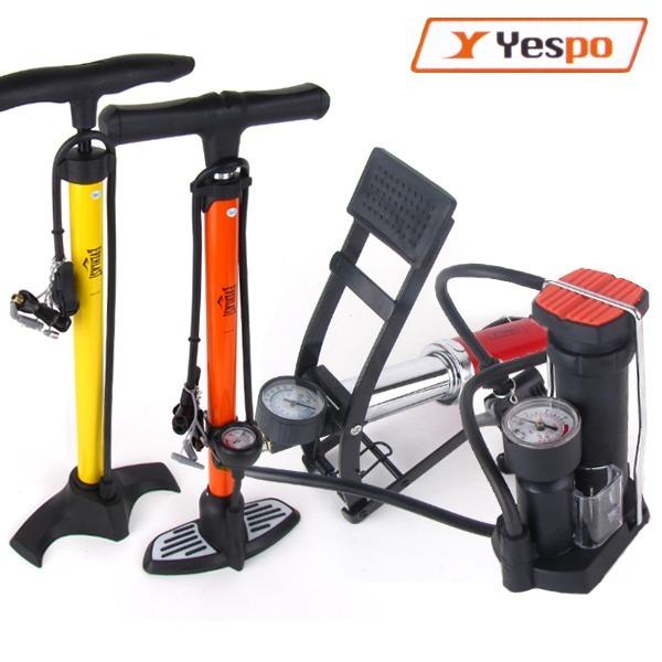 자전거펌프 게이지펌프 스탠딩펌프 손펌프 발펌프