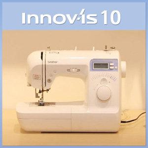 브라더미싱 이노비스10 NV10 innovis-10 부라더재봉틀