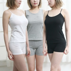 속바지 나시 속치마 쫄바지 텐셀 인견 기본속옷