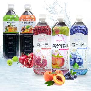대호 액상 레몬차 1L 음료 베이스 레몬티 아이스티