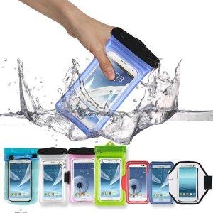 고급 스마트폰 방수팩/암밴드/물놀이 필수품