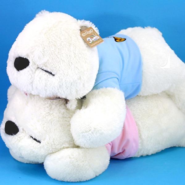 엎드린 곰탱이-왕(100cm)-곰인형 큰인형 대형인형
