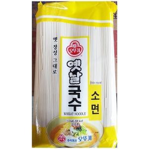 오뚜기 옛날국수 소면 1.5kg / 15인분