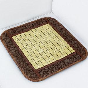 시원한 대나무 방석/마작방석/홍죽방석 차량용