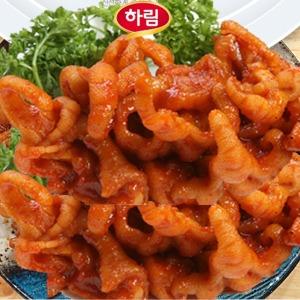 즉석 뼈없는양념닭발 200gx8봉/소스동봉/굿하림