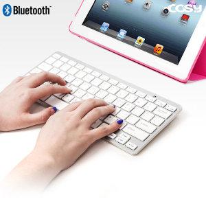 COSY/블루투스키보드/스마트폰/태블릿/슬림형/무선