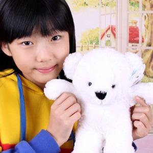 누리베어인형 25cm35cm인형 봉제인형 흰곰인형
