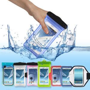 고급 스마트폰 방수팩/암밴드/물놀이 필수품/스마트폰