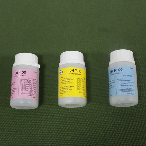 pH 표준액 / pH Buffer solution