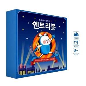 엔트리봇/코딩교육용 보드게임/JS-37138