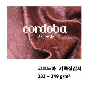 코르도바 가죽질감지 233g - 전지 10 매(재단가능) DS